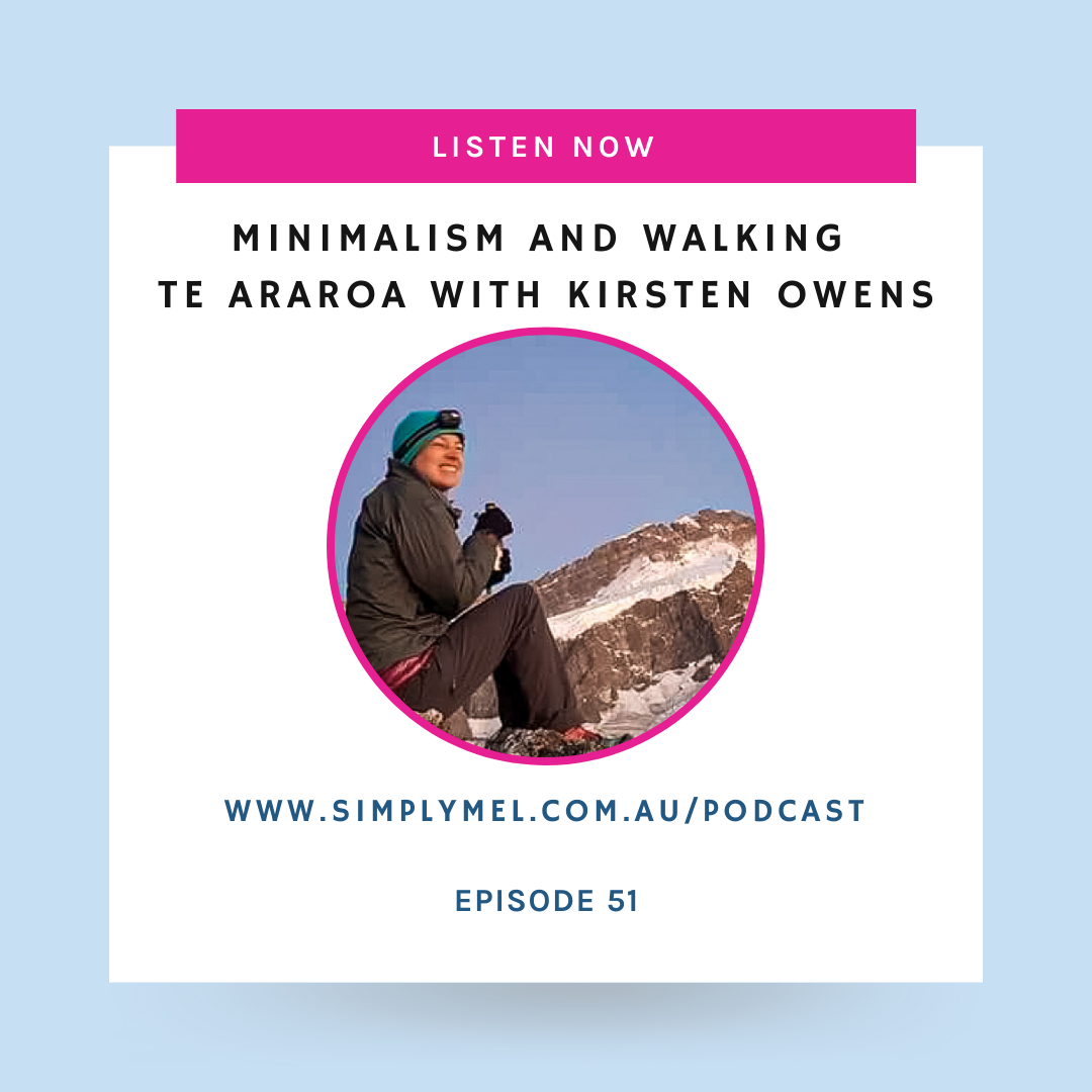Episode 51: Walking Te Araroa with Just a Backpack with Kirsten Owens – Walking the Long Pathway New Zealand